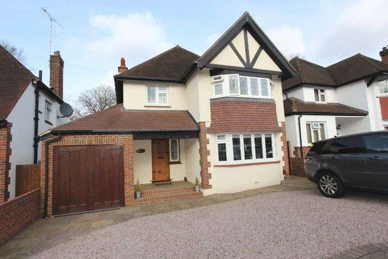 4 Bedrooms Detached House for sale in Furzedown Road, South Sutton
