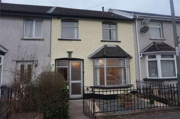 3 Bedrooms Terraced House for sale in Bedwellty Road, Cefn Fforest, BLACKWOOD, Caerphilly