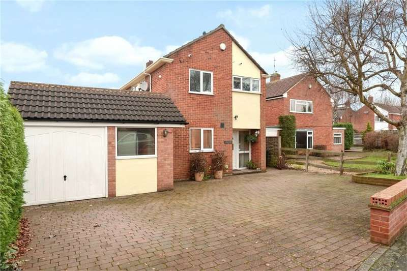 4 Bedrooms Detached House for sale in Highlands Lane, Chalfont St Peter, Buckinghamshire