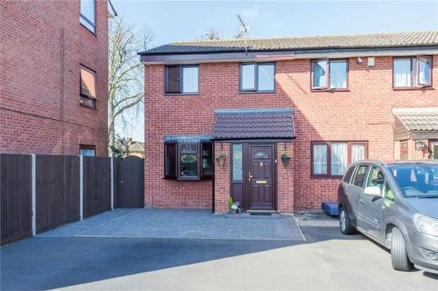 3 Bedrooms End Of Terrace House for sale in Kimberley Close, Langley, Berkshire