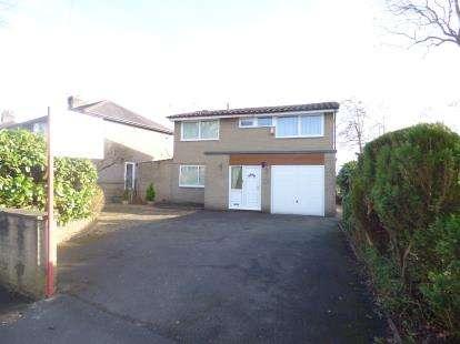 4 Bedrooms Detached House for sale in Casterton Avenue, Burnley, Lancashire