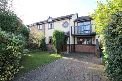 3 Bedrooms Semi Detached House for sale in Old Gates Drive, Feniscowles, Blackburn, Lancashire, BB2
