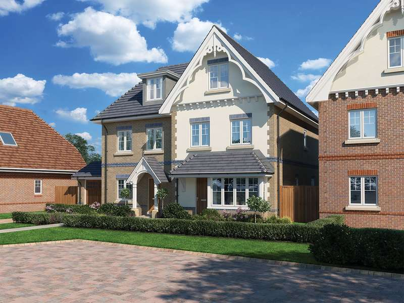 4 Bedrooms Semi Detached House for sale in Ankerwycke Place, Old Windsor, SL4