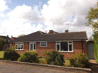 2 Bedrooms Bungalow for sale in Spinney Way, Silverdale, Nottinghamshire