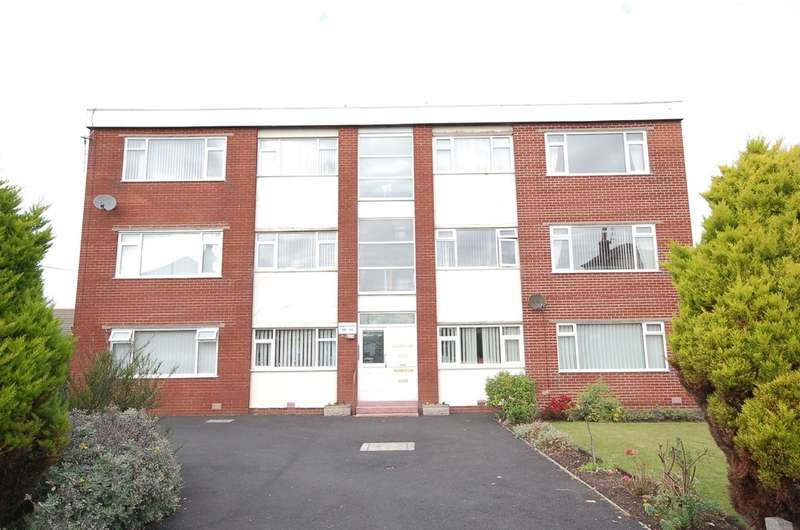 2 Bedrooms Flat for sale in Dales Court, St Annes Road