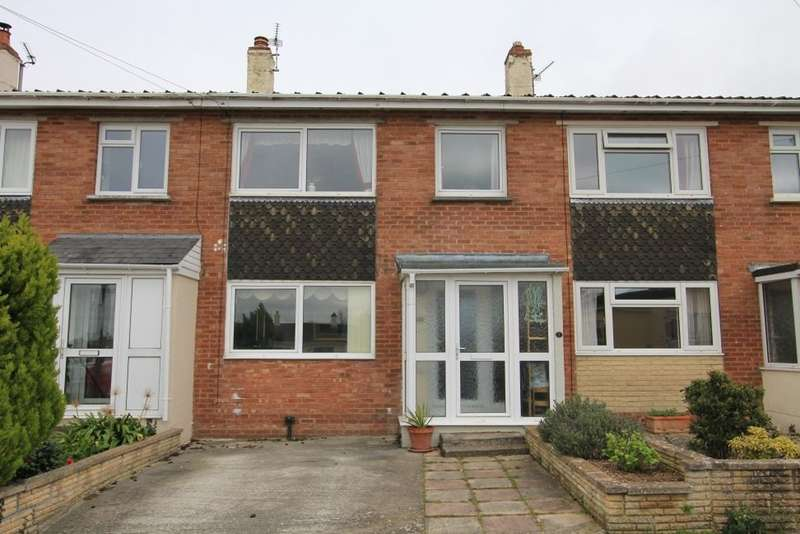 3 Bedrooms Terraced House for sale in Roseland Square, Kingsteignton