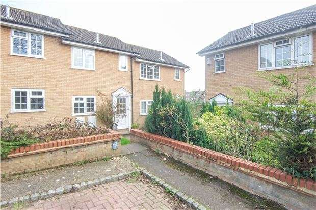 2 Bedrooms Terraced House for sale in Charlotte Place, KINGSBURY, NW9 0BW