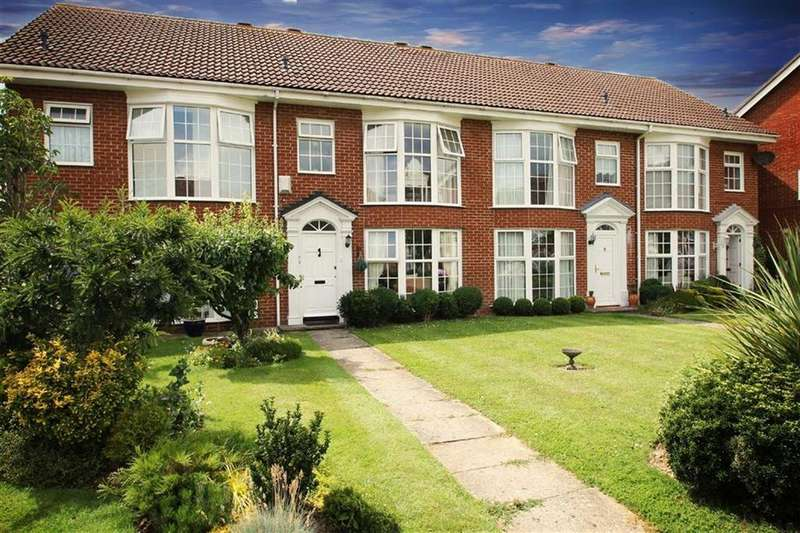 3 Bedrooms Terraced House for sale in Lime Grove, Angmering, West Sussex