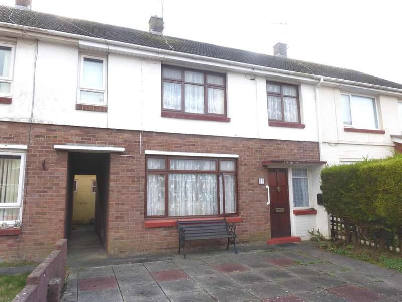 3 Bedrooms Terraced House for sale in Meadow Lane, Porthcawl