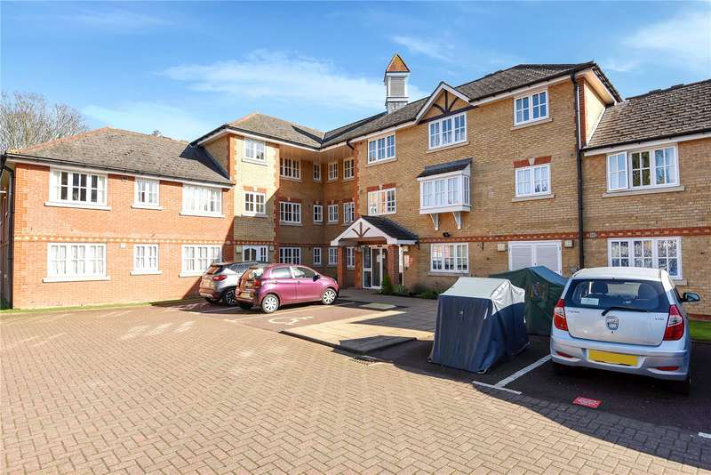 2 Bedrooms Retirement Property for sale in Hutchings Lodge, High Street, Rickmansworth, Hertfordshire, WD3