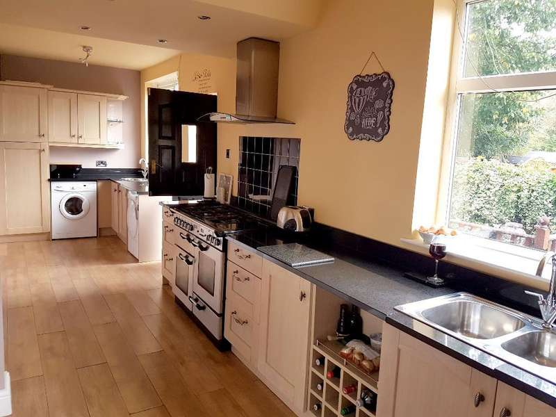3 Bedrooms Detached House for sale in Harriet Street, Cadishead, Manchester, M44 5XG
