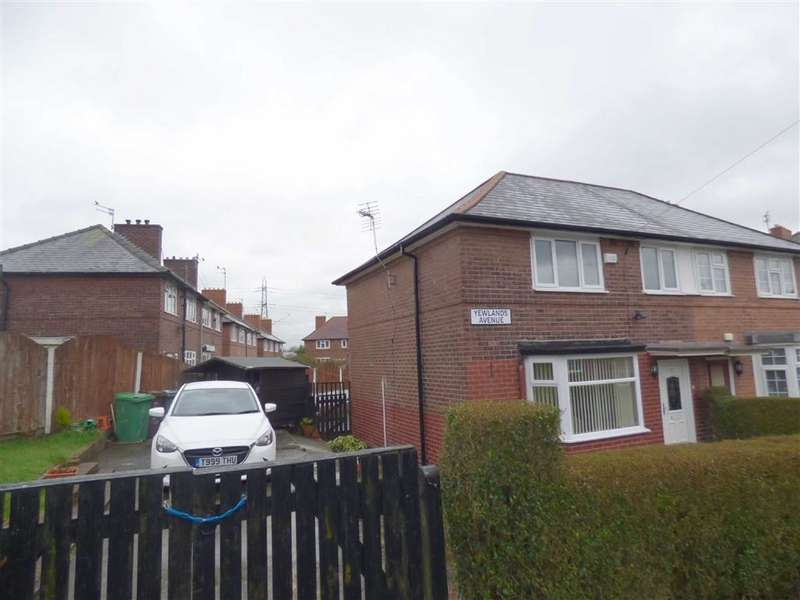 3 Bedrooms Property for sale in Yewlands Avenue, Blackley, Manchester, M9
