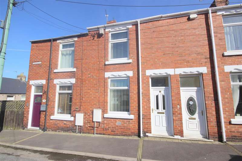 2 Bedrooms Terraced House for sale in Evenwood Road, Esh Winning, Durham