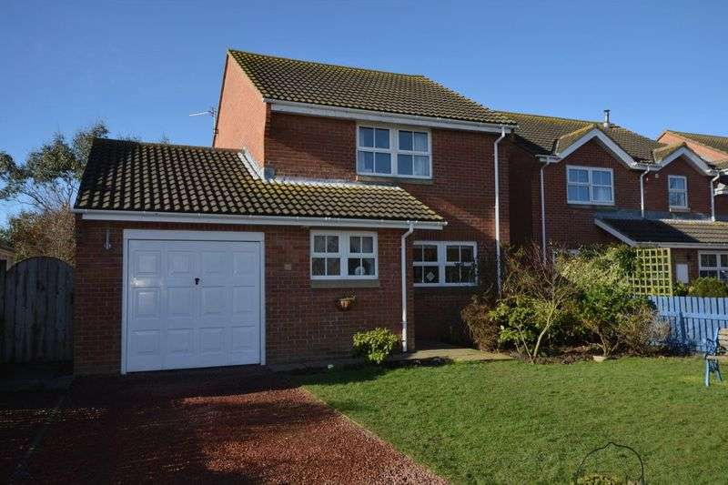 3 Bedrooms Detached House for sale in Kirkwell Cottages, High Hauxley