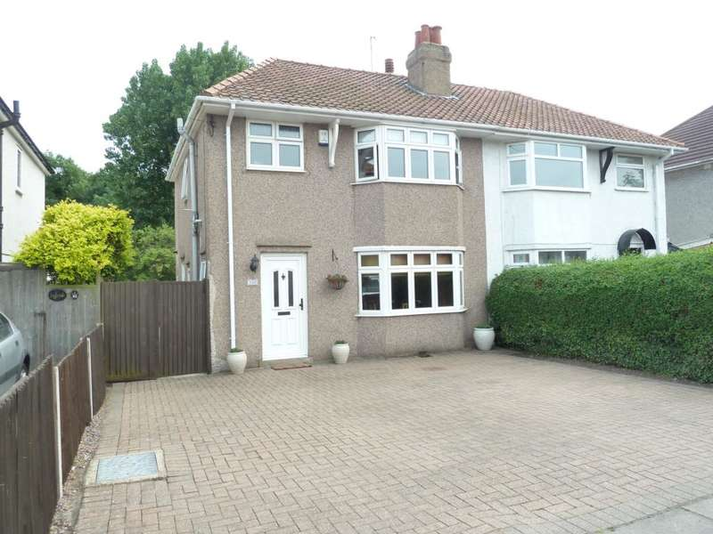 3 Bedrooms Semi Detached House for sale in Mayplace Road East, Bexleyheath, Kent, DA7 6EH