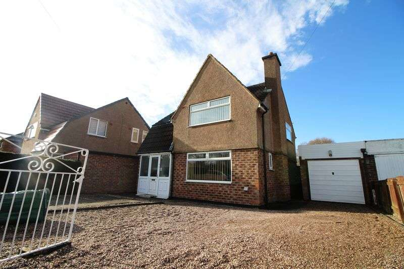 3 Bedrooms Detached House for sale in Hillary Road, Eastham