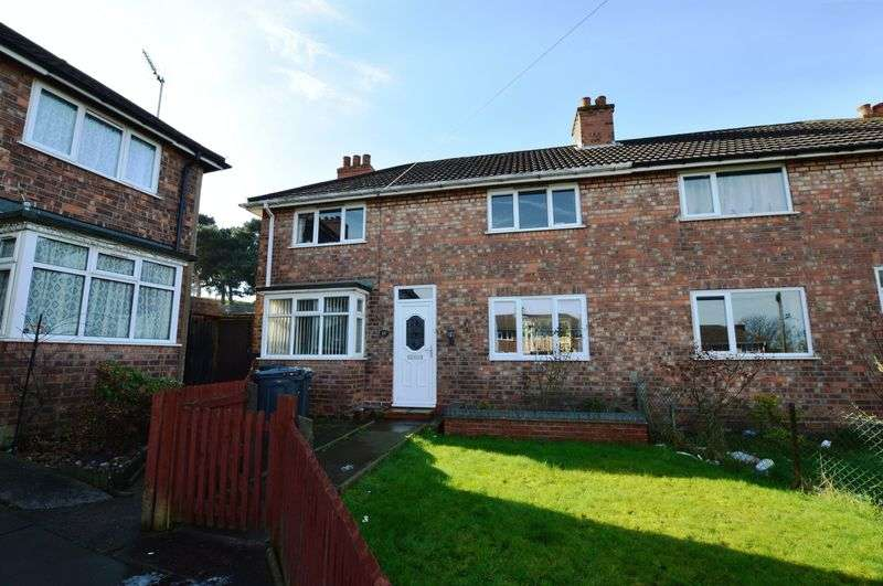 3 Bedrooms Semi Detached House for sale in Chudleigh Road, Birmingham
