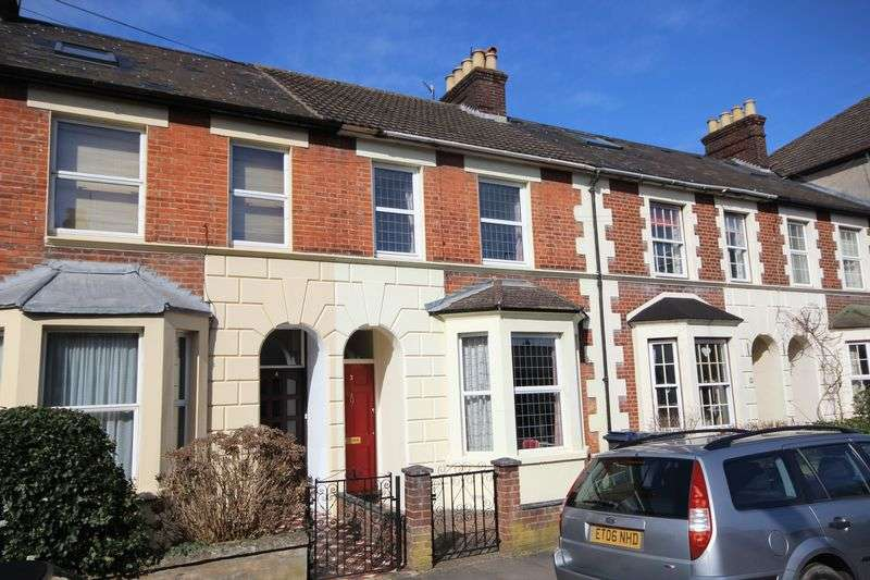 3 Bedrooms Terraced House for sale in NELSON ROAD, SALISBURY, SP1