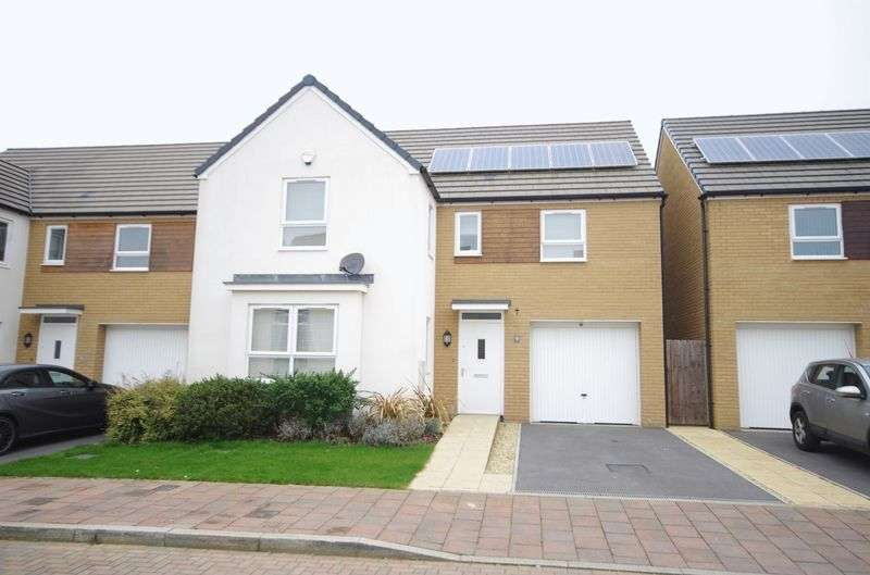 4 Bedrooms Detached House for rent in Rams Leaze, Charlton Hayes, Bristol