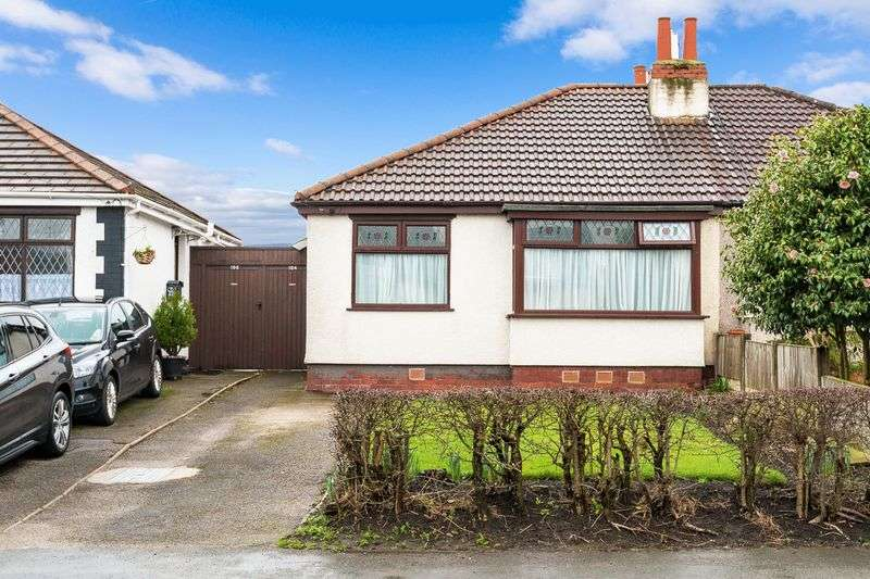 2 Bedrooms Semi Detached House for sale in Long Lane, Aughton