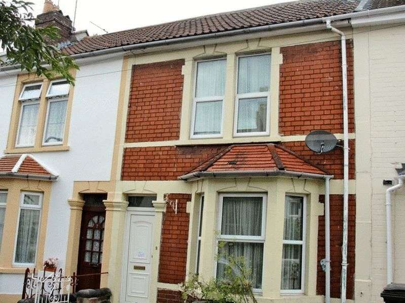 3 Bedrooms Terraced House for sale in Albion Street, Bristol