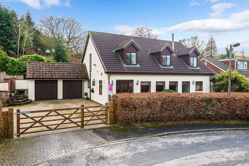 5 Bedrooms Detached House for sale in Whalley Road, Heskin