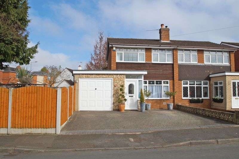 3 Bedrooms Semi Detached House for sale in Middleton Road, Bromsgrove