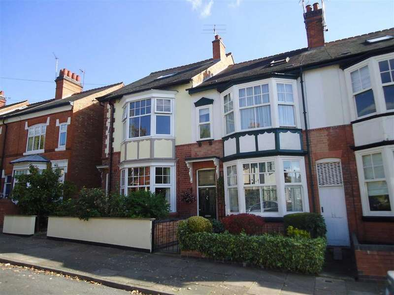 4 Bedrooms Terraced House for sale in Knighton Church Road, South Knighton, Leicester