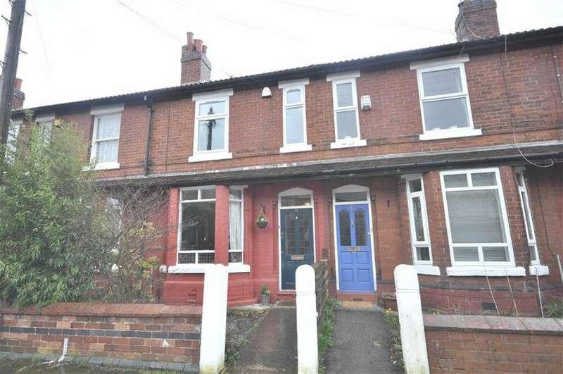 2 Bedrooms Terraced House for sale in Matlock Avenue, West Didsbury, M20