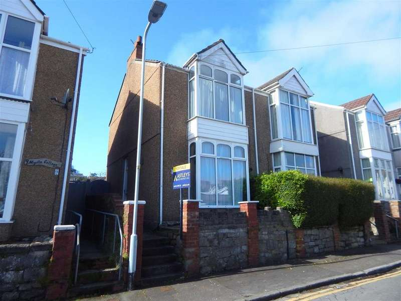 3 Bedrooms Semi Detached House for sale in Walters Crescent, Mumbles