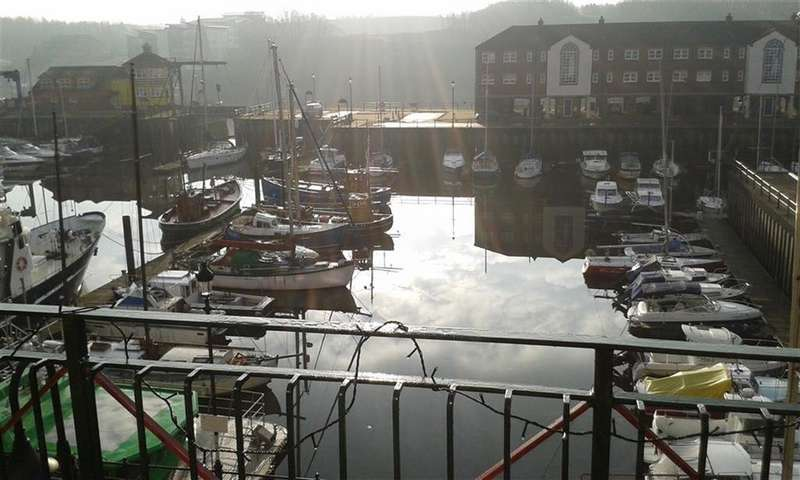 2 Bedrooms Apartment Flat for sale in St Peters Wharf, Newcastle Upon Tyne, NE6