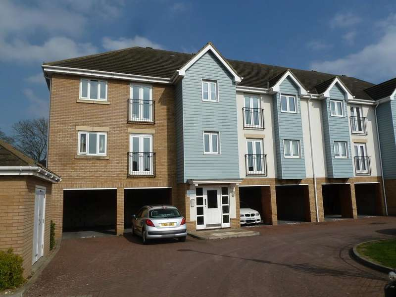 2 Bedrooms Apartment Flat for sale in Sherwood Avenue, Larkfield