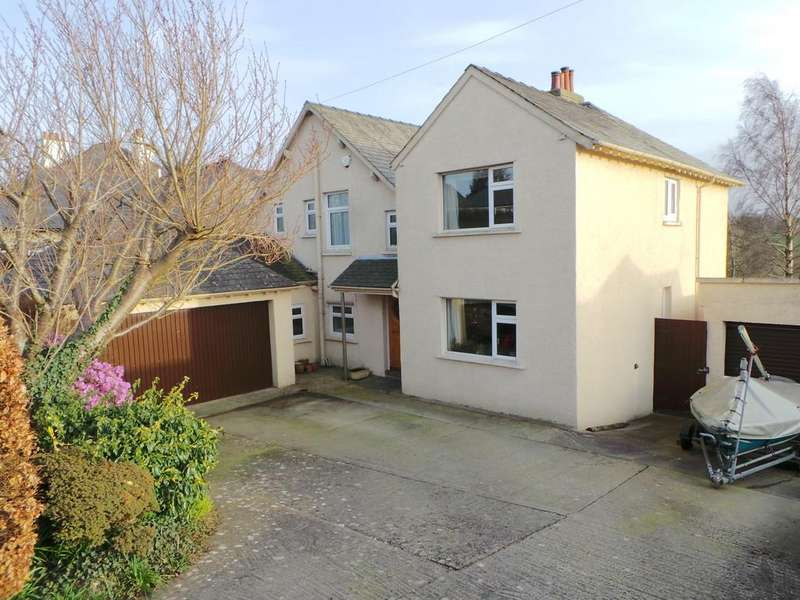 4 Bedrooms Detached House for sale in Woodland Road, Ulverston