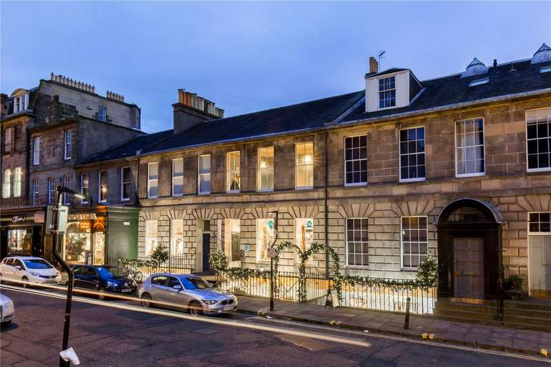 1 Bedroom Apartment Flat for sale in Stafford Street, Edinburgh