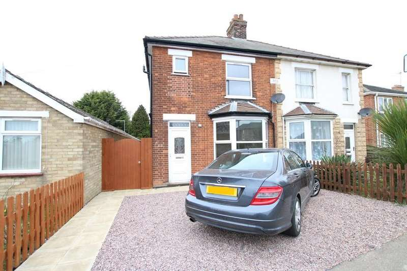 3 Bedrooms Semi Detached House for sale in Norwood Road, March