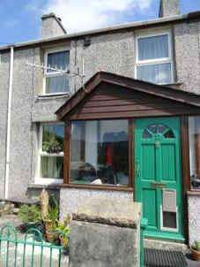 2 Bedrooms Terraced House for sale in Gerlan, Bethesda, Bangor LL57