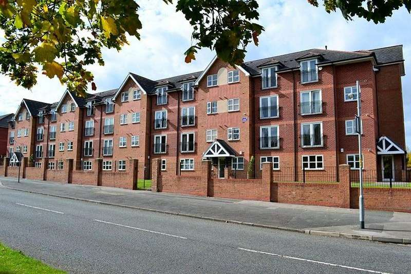 2 Bedrooms Apartment Flat for sale in Flat 14, Sir Williams Court, Hall Lane