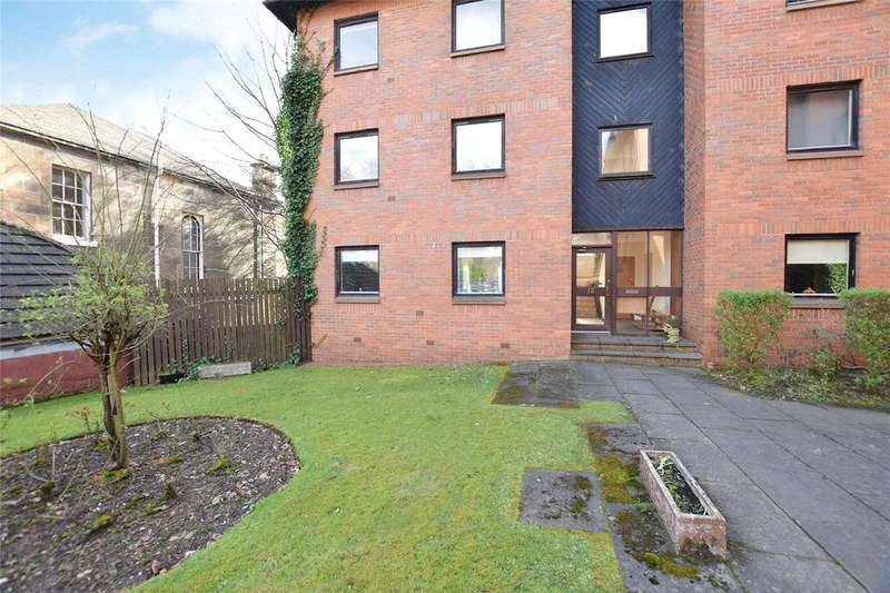 1 Bedroom Apartment Flat for sale in 0/1, Laurel Place, Thornwood, Glasgow