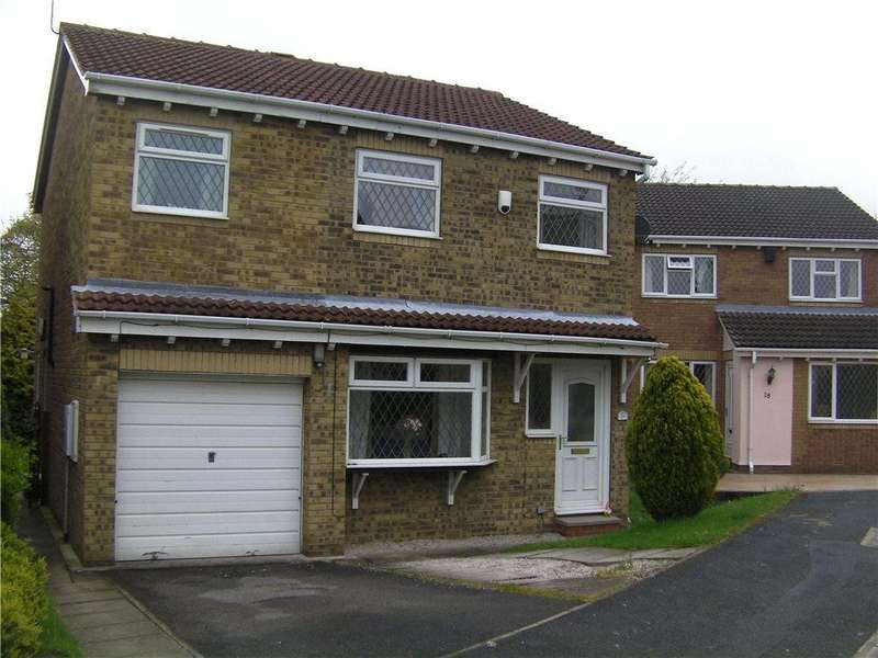 5 Bedrooms Detached House for sale in Hastings Court, Normanton, West Yorkshire