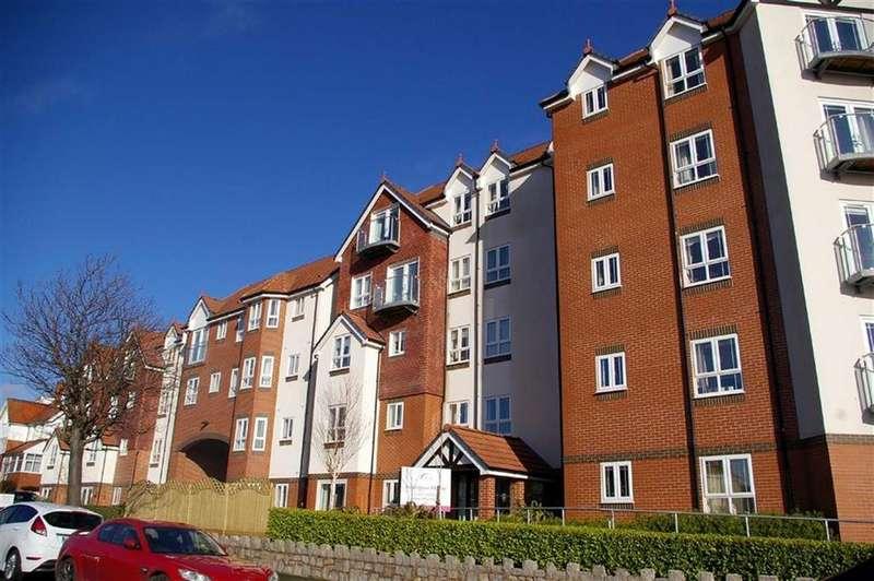 1 Bedroom Retirement Property for sale in Abbey Road, Rhos On Sea, Colwyn Bay