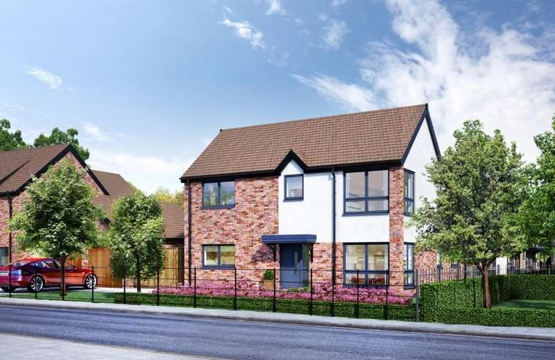4 Bedrooms House for sale in 4 bedroom Detached House in Chigwell