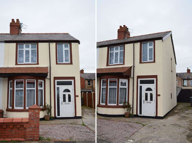 3 Bedrooms End Of Terrace House for sale in Shetland Road, Blackpool, FY1 6LP