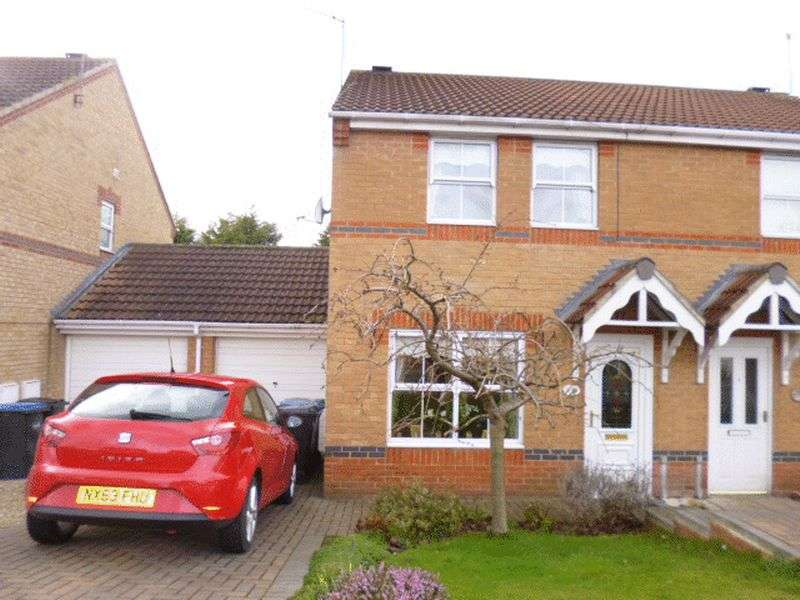 3 Bedrooms Semi Detached House for sale in Mayfield Walk, St Helen Auckland