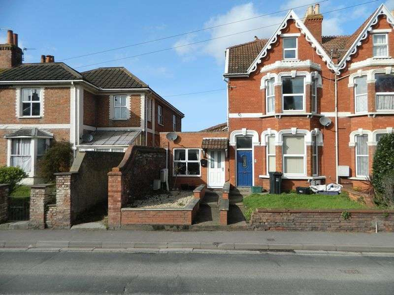 2 Bedrooms Terraced House for sale in Wembdon Road, Bridgwater