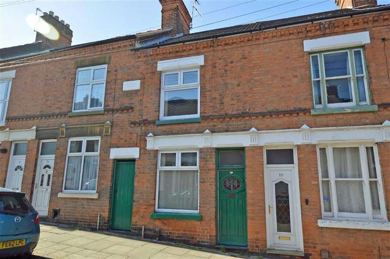 2 Bedrooms Terraced House for sale in Burns Street, Knighton Fields