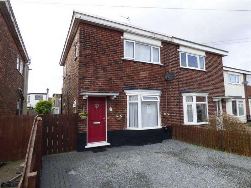 3 Bedrooms Semi Detached House for sale in Setting Crescent, Hull, East Yorkshire, HU5