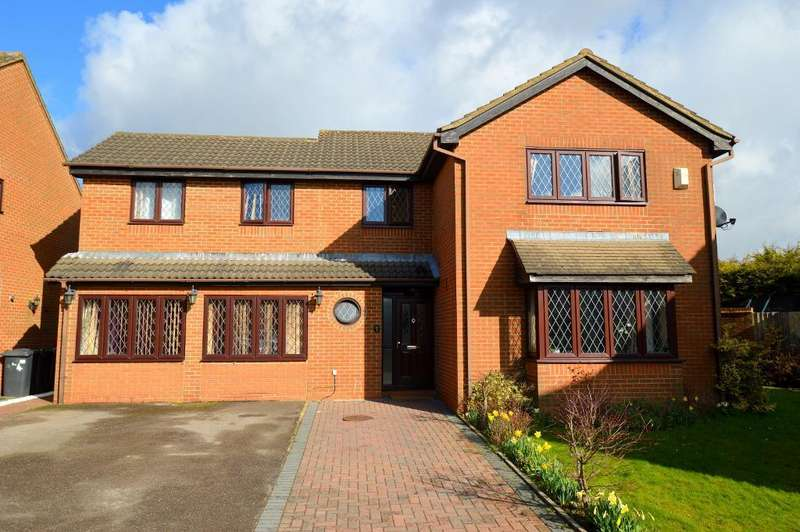7 Bedrooms Detached House for sale in Statham Close, Luton, LU3 4EJ