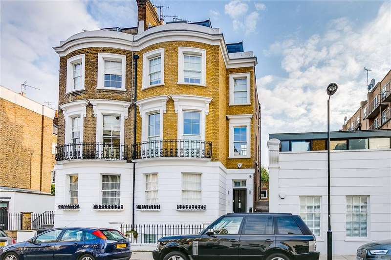 5 Bedrooms Terraced House for sale in Needham Road, Notting Hill, London