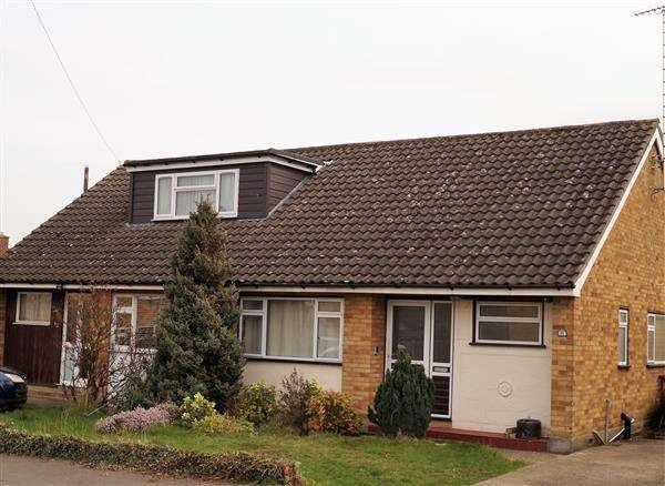 2 Bedrooms Bungalow for sale in Lathcoates Crescent, Great Baddow