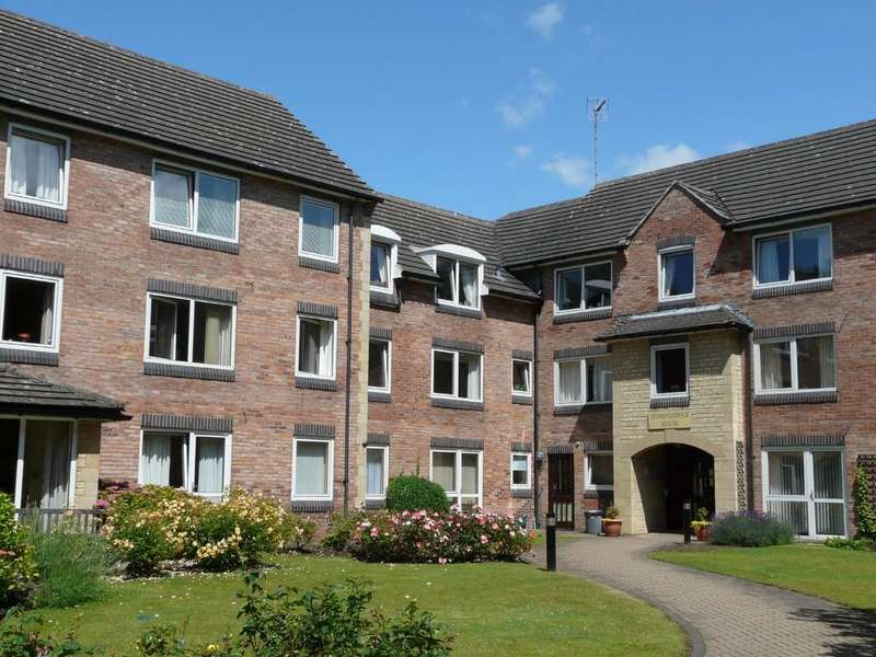 1 Bedroom Apartment Flat for sale in 17 HOME PADDOCK HOUSE, WETHERBY, LS22 7TE